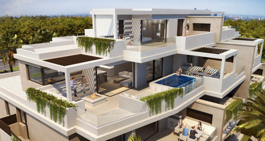 Velaya penthouse